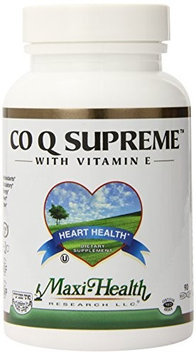 Maxi Health Co Q Supreme Coenzyme Q-10 100 Mg. - 90 Vegicaps