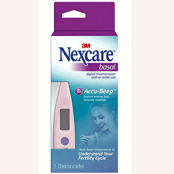 Nexcare Basal Digital Thermometer