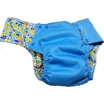 Kissaluvs Kissa's Waterproof 3T Pocket Training Pants, Blue