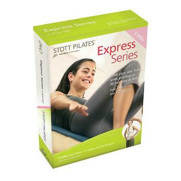 STOTT PILATES Express Series 3 DVD Set