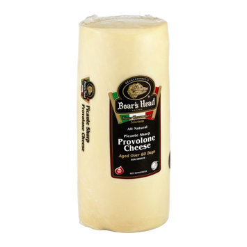 Boar's Head All Natural Picante Sharp Provolone Cheese