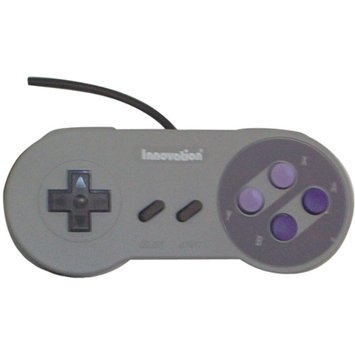 Innovation Innov0315 Super Nintendo Entertainment System Game Controller (SNES)