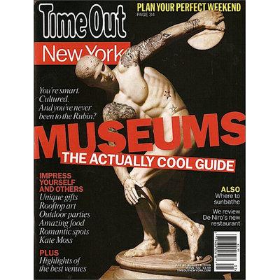 Kmart.com Time Out New York Magazine - Kmart.com