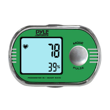 Pyle Pedometer Personalized Calibration for Walking and Running PPDE60