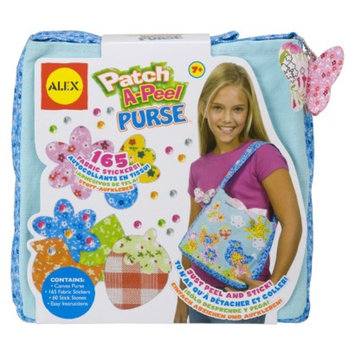 Alex Toys Alex Patch A Peel Purse Kit