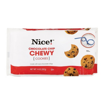 Nice! Chewy Chocolate Chip Cookies