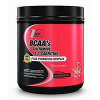 1 UP Nutrition BCAA's Glutamine and L-Carnitine Watermelon - 30 Servings