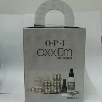 Opi Axxium Gel System- Intro Kit