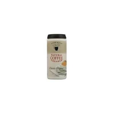 Good Kind Classic Original Natural Coffee Creamer, 8 Ounce -- 6 per case.