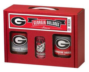 Georgia Bulldogs Tailgate Pack Hot Sauce Harry's