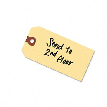 Avery Manila Shipping Tags - AVERY DENNISON CORP/DENNISON DIVISION