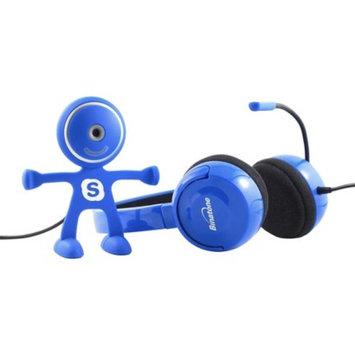 Tatung Binatone Freetalk Starter Kit for Skype - Blue (Talk-5365-E-R)