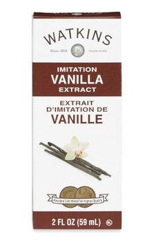 Watkins: Imitation Vanilla Extract, 2 fl oz