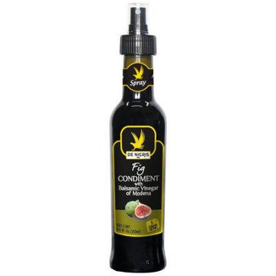 Generic De Nigris Fig Condiment with Balsamic Vinegar of Modena Spray, 8.5 fl oz