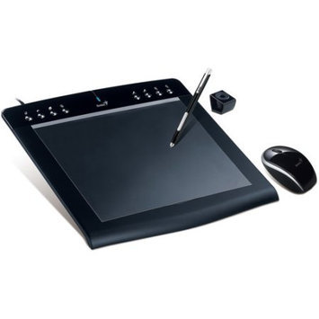 Genius USA 31100070101 PenSketch M912A Tablet