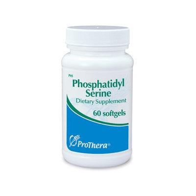 Prothera Phosphatidyl Serine 60 gels
