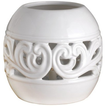 Westinghouse Warmers Decorative Deluxe Fragrance Warmer - White
