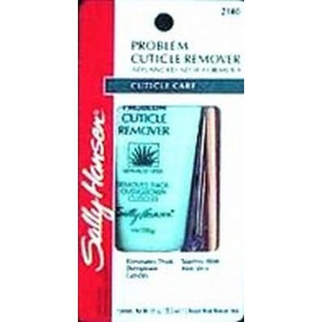 Sally Hansen Problem Cuticle Remover - Advanced Aloe Formula (4-Pack)