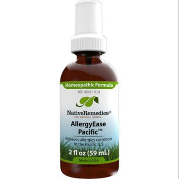 'Native Remedies Allergyease, Pacific, 2 Fluid Ounce