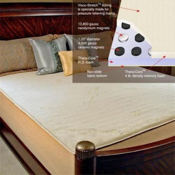 Therion Magnetics M3001 System 3000 Magnetic Mattress Pad - Twin