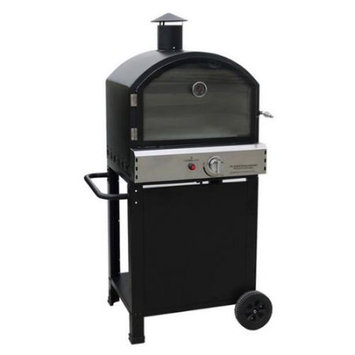 Palm Springs Outdoor Pizza Oven