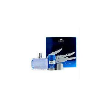 Lacoste 14598635514  Essential Sport Coffret- Eau De Toilette Spray 125ml-4. 2oz plus Deodorant Stick 75ml-2. 4oz -