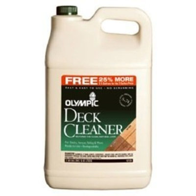 Olympic 2-1/2GAL Deck Cleaner