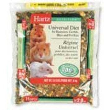 Hartz Univ Diet Rat Mice 6 - 2 Pounds