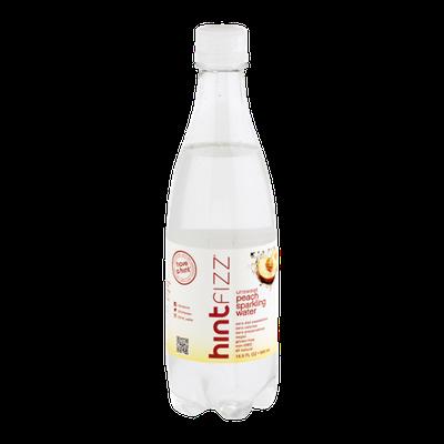 Hint Fizz Unsweet Sparkling Water Peach
