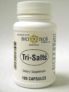 Tri-Salts 100 caps by Bio-Tech