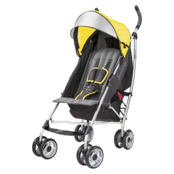 Summer Infant 3D lite Convenience Stroller - Yellow