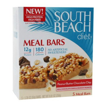 South Beach Diet Meal Bars Chocolate Peanut Butter
