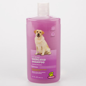Top PawA Lavender Scented Itch Ease Medicated Dog Shampoo