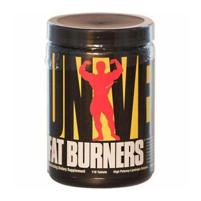 Universal Nutrition Fat Burners High Potency Lipotropic Complex 110 Tablets