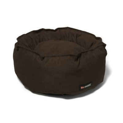 Big Shrimpy Catalina Faux Suede Bed for Cats and Small Dogs