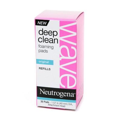 Neutrogena Wave Deep Clean Original Foaming Pads Refills