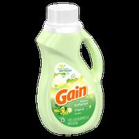Gain with FreshLock Original Liquid Fabric Softener 40 Loads 34 Fl Oz