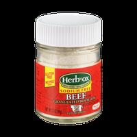Herb-Ox Sodium Free Beef Granulated Bouillon