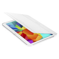 Samsung Galaxy Tab 4 10.1 Book Cover - White