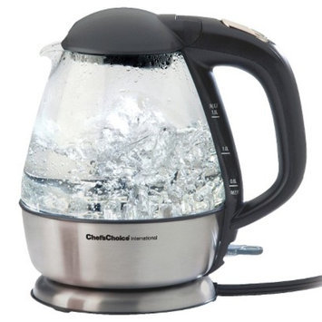 Chef's Choice Chef'sChoice Cordless Electric Glass Kettle Model 680