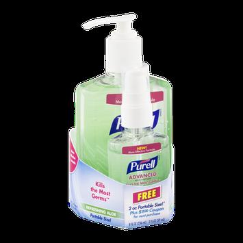 Purell Advanced Hand Sanitizer Refreshing Aloe – 8 oz. Plus 2 oz. Free