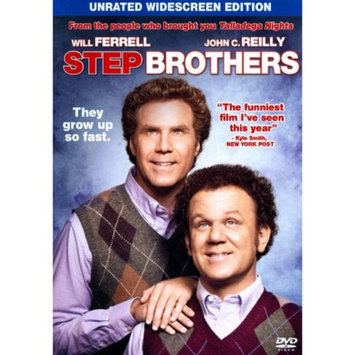 STEP BROTHERS BY FERRELL, WILL (DVD)