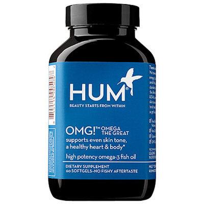 Hum Nutrition OMG!(TM) Omega The Great 60 Softgels
