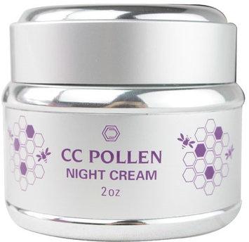 Royal Jelly Skin Care Night Cream - CC Pollen - 2 oz - Liquid