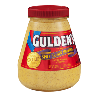 Gulden's Spicy Brown Mustard