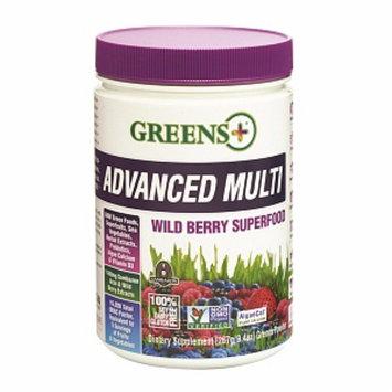 Greens Plus Wild Berry Burst Powder