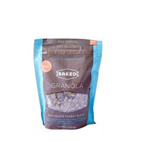 Baked Granola Chocolate Forest Blend, 12-Ounce Pouches (Pack of 3)