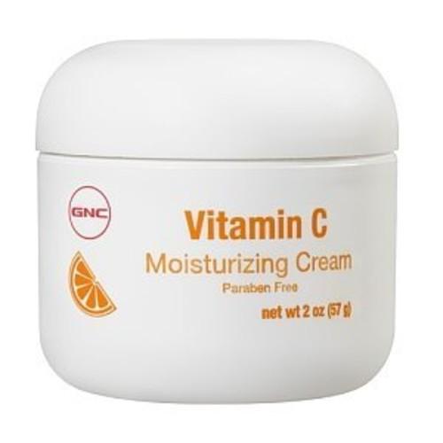 GNC Vitamin C Moisturizing Cream 2oz