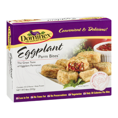 Dominex Eggplant Parm Bites