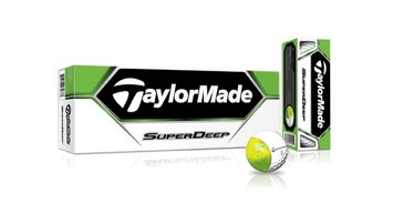 Taylormade TaylorMade Golf SuperDeep Ball Pack of 12